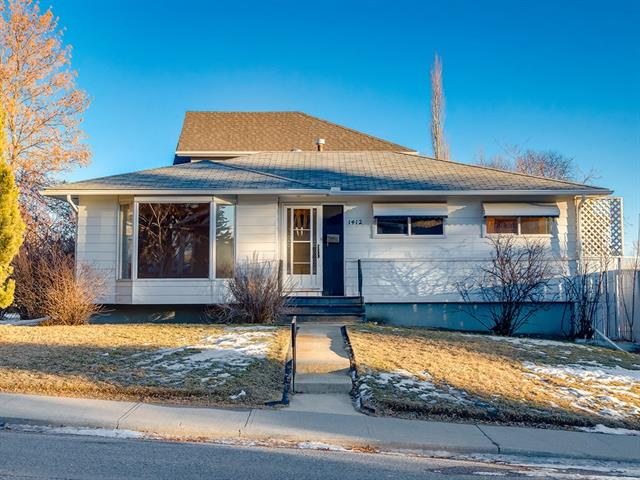 1412 London ST Nw, Calgary, St Andrews Heights real estate, Detached St Andrews Heights homes for sale