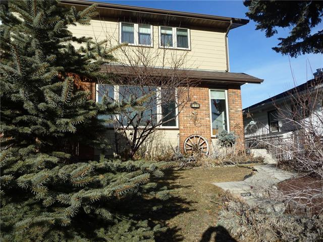 1114 20 AV Nw in Capitol Hill Calgary MLS® #C4221515