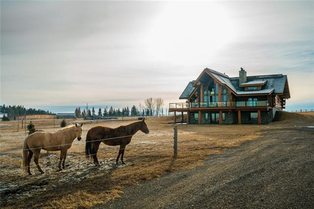 MLS® #C4221539® 290023 Crocus Meadows DR W in Crocus Meadows Rural Foothills County Alberta