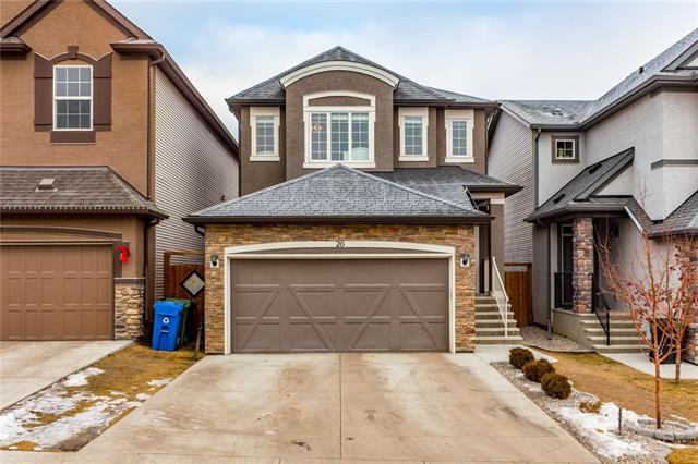 26 Cranarch Vw Se in Cranston Calgary MLS® #C4221570