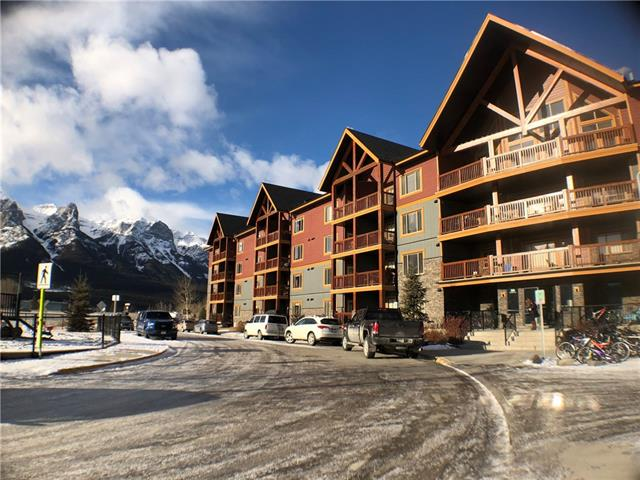 #117 300 Palliser Ln, Canmore, Silvertip real estate, Apartment Canmore homes for sale