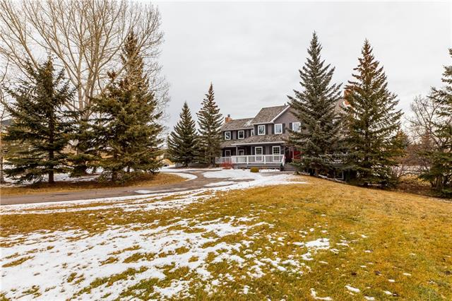 171 Rosewood DR Sw, Rural Rocky View County, Springbank real estate, Detached Springbank homes for sale