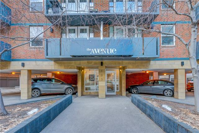 #601 605 14 AV Sw, Calgary, Beltline real estate, Apartment Victoria Park homes for sale