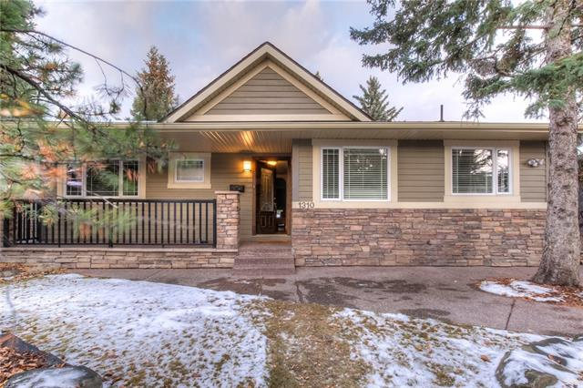 1310 Hamilton ST Nw, Calgary, St Andrews Heights real estate, Detached St Andrews Heights homes for sale