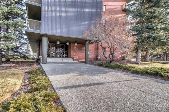 #708 3316 Rideau PL Sw, Calgary, Rideau Park real estate, Apartment Rideau Park homes for sale