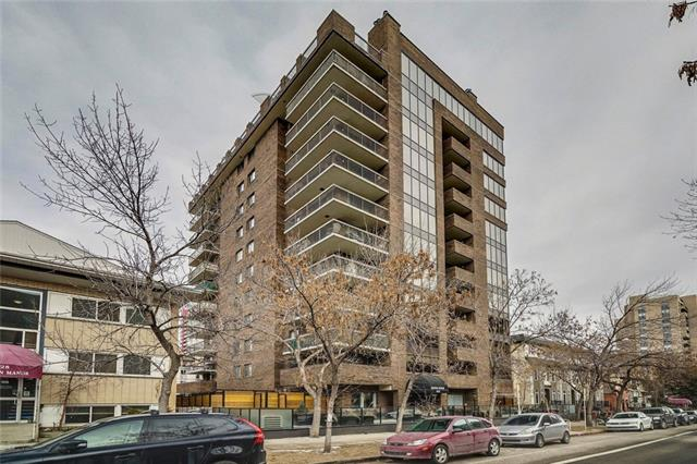 #102 1020 14 AV Sw, Calgary, Beltline real estate, Apartment Connaught homes for sale