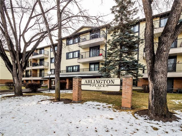 #407 727 56 AV Sw, Calgary, Windsor Park real estate, Apartment Windsor Park homes for sale