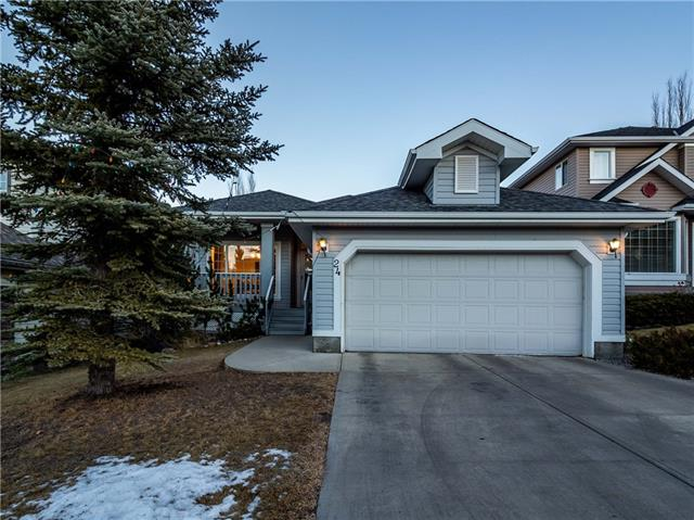 24 Valley Creek CR Nw in Valley Ridge Calgary MLS® #C4221924