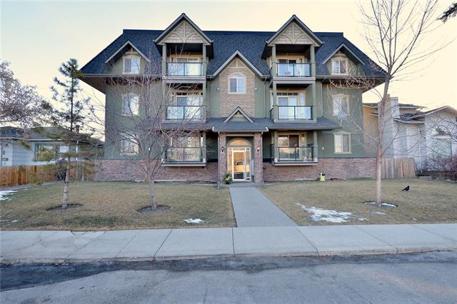 #202 2012 1 ST Nw, Calgary, Tuxedo Park real estate, Apartment Tuxedo Park homes for sale