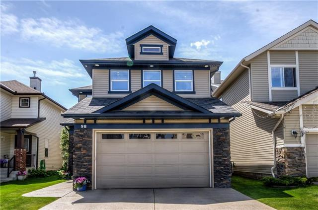 98 Everwoods Gr Sw, Calgary, Evergreen real estate, Detached Evergreen Estates homes for sale