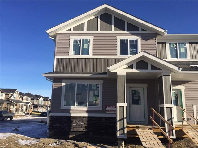 1 Willow Mews, Cochrane, The Willows real estate, Attached Cochrane homes for sale