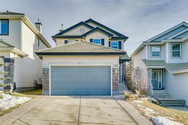 153 Spring CR Sw in Springbank Hill Calgary MLS® #C4222220