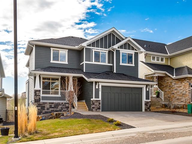 66 Ridge View Pl in River Song Cochrane MLS® #C4222231