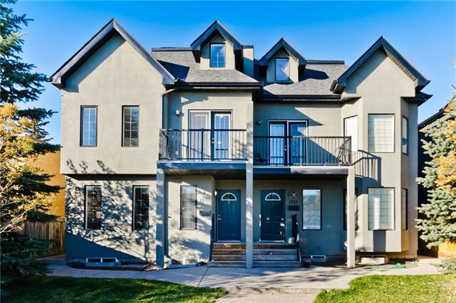 #1 1935 24 ST Sw, Calgary, Killarney/Glengarry real estate, Attached Killarney homes for sale