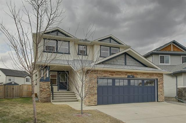 58 Silverado Skies CR Sw, Calgary, Silverado real estate, Detached Aspen Grove Estates homes for sale