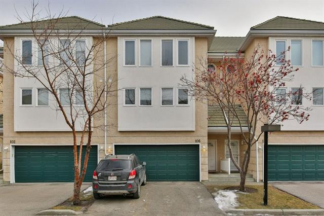 106 Candle Tc Sw, Calgary, Canyon Meadows real estate, Attached Canyon Meadows homes for sale