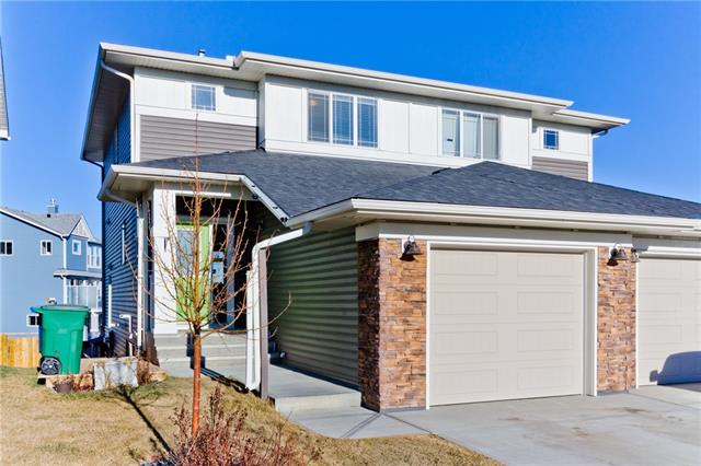 1794 Baywater DR Sw, Airdrie, Bayside real estate, Attached Bayside homes for sale