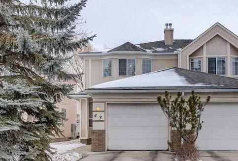 43 Sun Harbour RD Se, Calgary, Sundance real estate, Attached Baileys Subdivision homes for sale