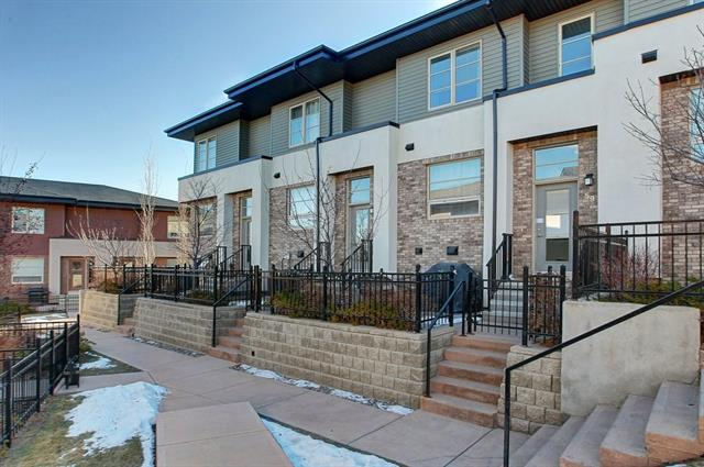 59 Aspen Hills Cm Sw, Calgary, Aspen Woods real estate, Attached Ashwood Meadows homes for sale