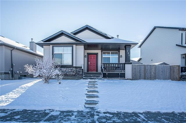 160 Stonegate DR Nw in Stonegate Airdrie MLS® #C4222374