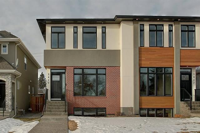 3429 Kerry Park RD Sw, Calgary, Killarney/Glengarry real estate, Attached Killarney/Glengarry homes for sale