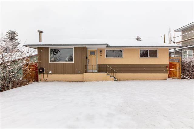 19 Cheltenham RD Nw in Collingwood Calgary MLS® #C4222477