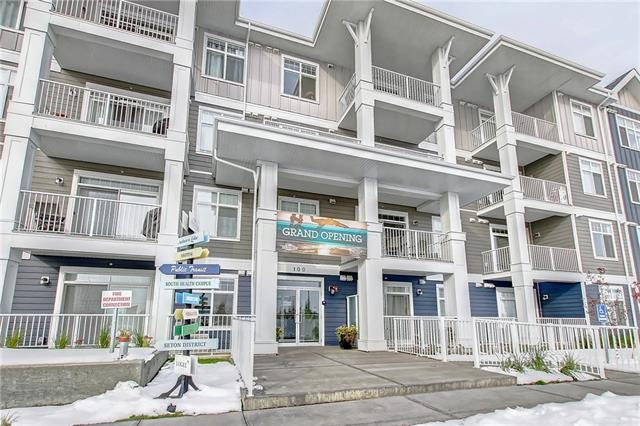 #319 22 Auburn Meadows Cm Se, Calgary, Auburn Bay real estate, Apartment Baileys Subdivision homes for sale