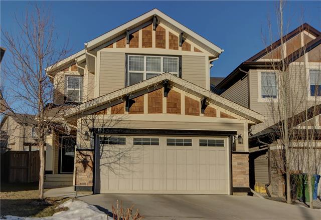 167 Chaparral Valley Tc Se in Chaparral Calgary MLS® #C4222583
