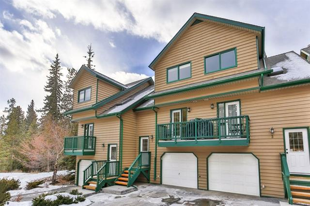 #2 200 Benchlands Tc, Canmore, Benchlands real estate, Attached Benchlands homes for sale