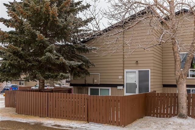#10 7205 4 ST Ne, Calgary, Huntington Hills real estate, Attached Huntington Hills homes for sale