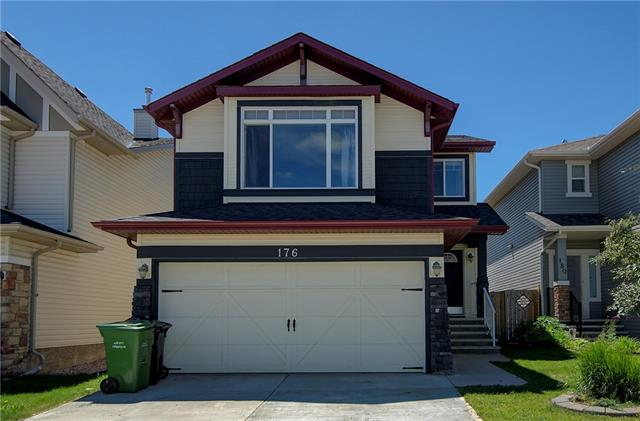 176 Silverado Range CL Sw, Calgary, Silverado real estate, Detached Silverado homes for sale