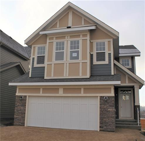 214 Riviera Vw, Cochrane, River Song real estate, Detached River Song homes for sale