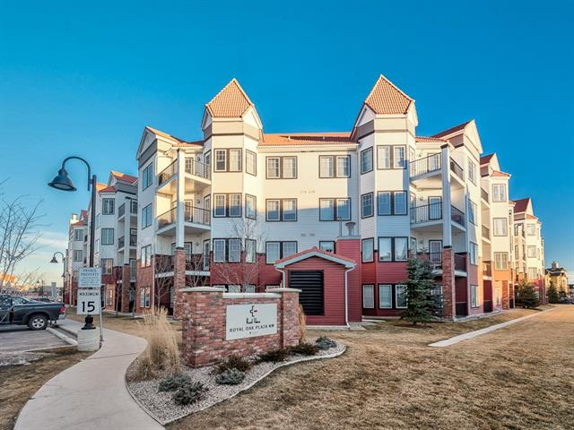 #340 20 Royal Oak Pz Nw, Calgary, Royal Oak real estate, Apartment Royal Vista homes for sale