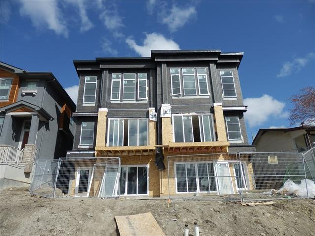 5024 22 AV Nw, Calgary, Montgomery real estate, Attached Acheson homes for sale