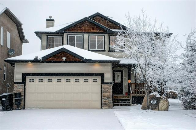 60 Cougarstone Mr Sw, Calgary, Cougar Ridge real estate, Detached Cougar Ridge homes for sale