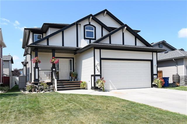 2183 Luxstone Bv Sw, Airdrie, Luxstone real estate, Detached Luxstone homes for sale