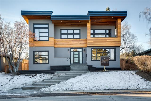 187 Windermere RD Sw in Wildwood Calgary MLS® #C4223042