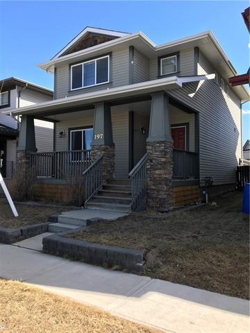197 Reunion Ht Nw, Airdrie, Reunion real estate, Detached Airdrie homes for sale