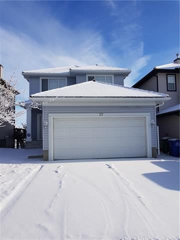 57 Glensummit Close, Cochrane, GlenEagles real estate, Detached GlenEagles homes for sale