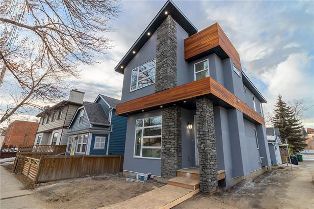 415 6 ST Ne, Calgary, Bridgeland/Riverside real estate, Detached Bridgeland/Riverside homes for sale