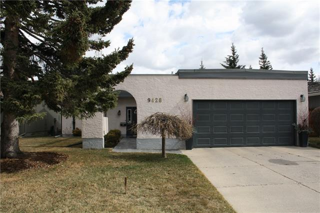 9428 Oakland RD Sw, Calgary, Oakridge real estate, Detached Oakridge Estates homes for sale