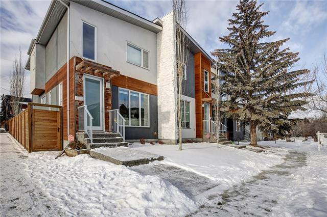 201a 11 ST Ne in Bridgeland/Riverside Calgary MLS® #C4223228