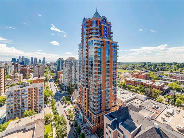 #1106 817 15 AV Sw, Calgary, Beltline real estate, Apartment Allin Ridge Estate homes for sale