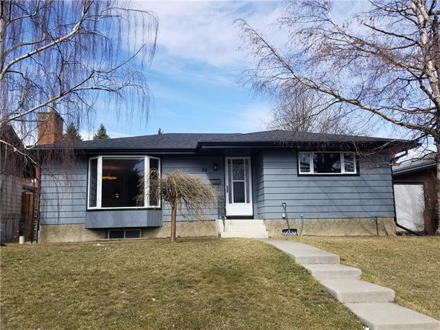 24 Bralorne CR Sw, Calgary, Braeside real estate, Detached Braeside homes for sale