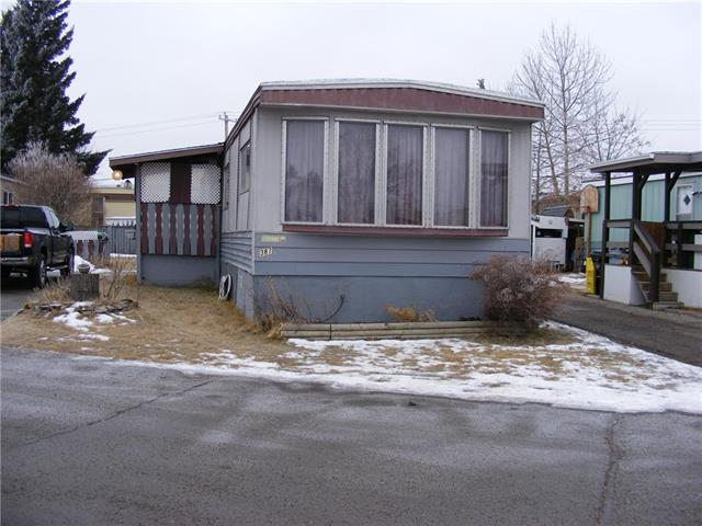 #387 3223 83 ST Nw, Calgary, Greenwood/Greenbriar real estate, Mobile Alhambra homes for sale