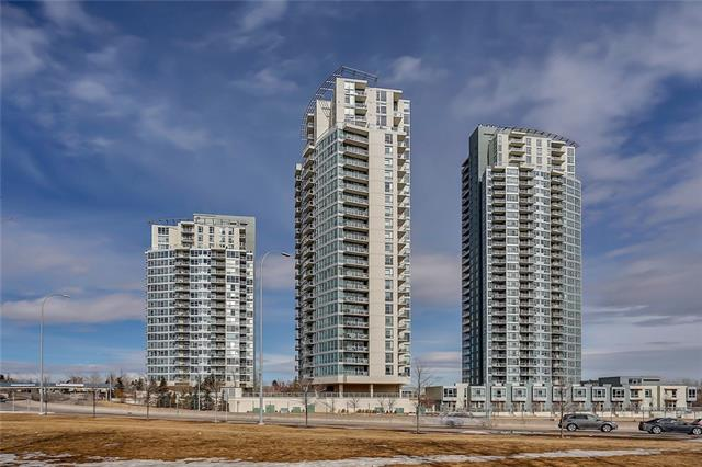 #1207 55 Spruce PL Sw, Calgary, Spruce Cliff real estate, Apartment Spruce Cliff homes for sale