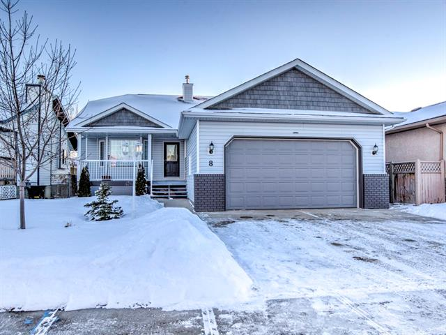 8 Cambrille Cr in Cambridge Glen Strathmore MLS® #C4223391