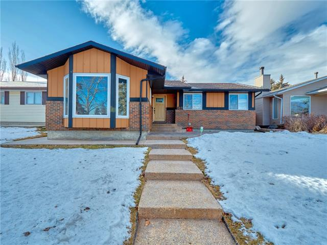 327 Whiteside RD Ne in Whitehorn Calgary MLS® #C4223416