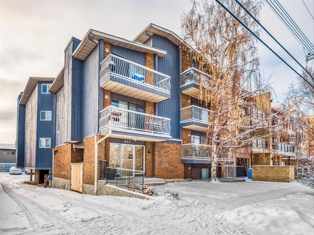 #304 607 7 AV Ne, Calgary, Renfrew real estate, Apartment Regal Terrace homes for sale