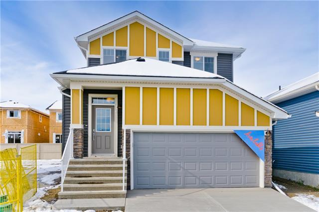 135 Bayview Ci in Bayview Airdrie MLS® #C4223554
